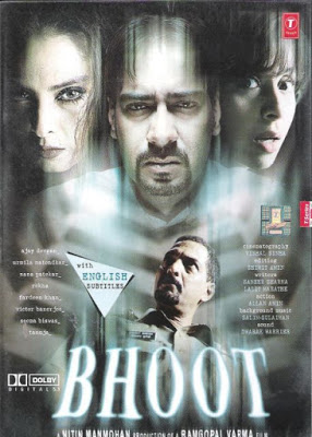 Poster of Bhoot 2003 Full Movie [Hindi-DD5.1] 720p DVDRip ESubs Download