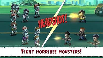 zombie town story apk
