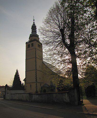 Kościół pw. Imienia Najświętszej Maryi Panny w Kowarach.