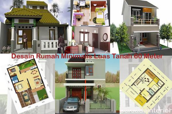 Desain Rumah Minimalis Luas Tanah 60 Meter