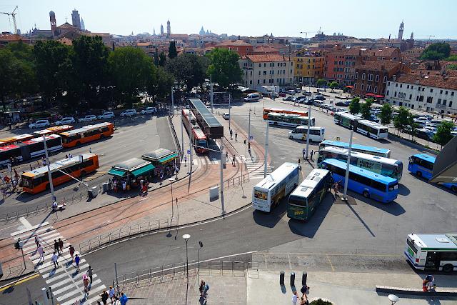 Jakm se dostat z letiště do Benátek? Benátky průvodce