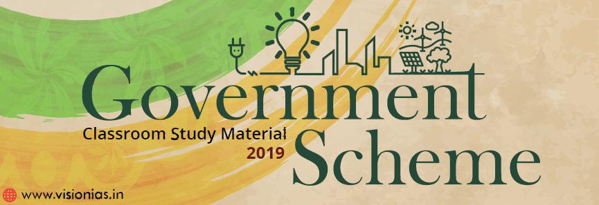 Vision IAS PT 365 Government Schemes 2019