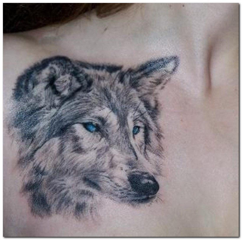 Best Wolf Tattoo Meaning And Ideas Best Tattoo Design