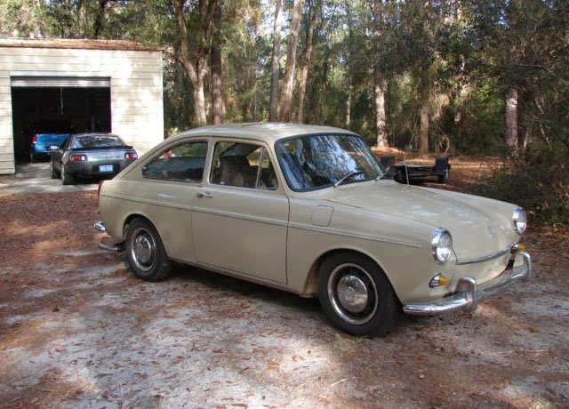 1969 VW Fastback Original Survivor - Buy Classic Volks
