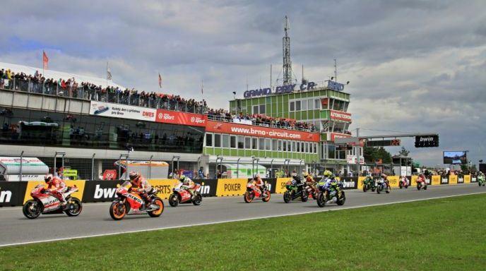 Jadwal MotoGP Ceko 2019 - Sirkuit Automodrom Brno