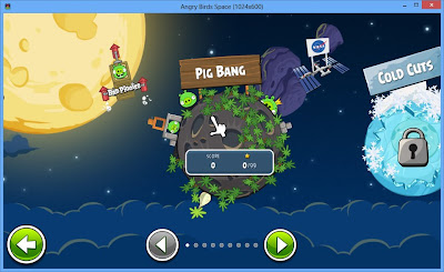 Free Download Angry Bird Space 1.4.0 - Game Terbaru