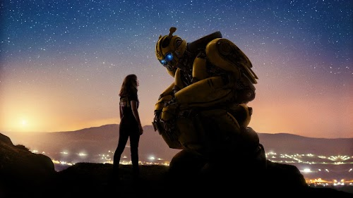 Bumblebee Movie 2018 Cool New Poster