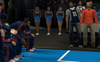 NBA 2K13 Oklahoma City Thunder Crowd Fix Patch