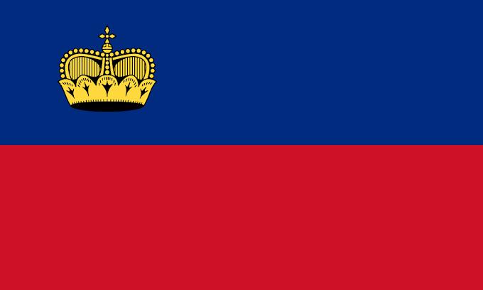 Flag of Liechtenstein | Liechtenstein Flag | Liechtenstein National Flag