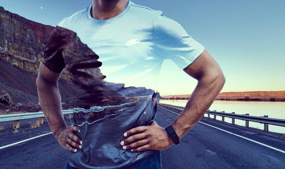 تصميم قميص سحري القميص الشفاف Photoshop Tutorial