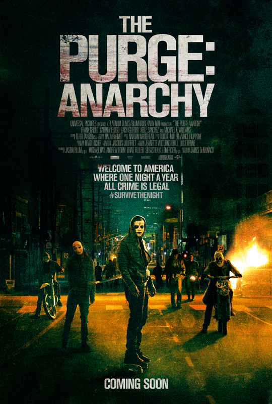 The Purge Anarchy (2014) ταινιες online seires oipeirates greek subs