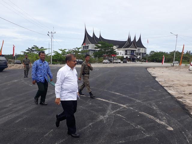 Seluruh Perizinan di Padangpariaman Disatupintukan Oleh Ali Mukhni