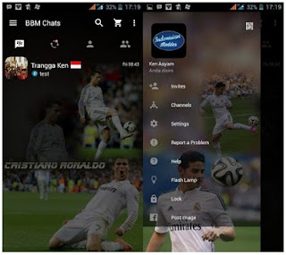 BBM Mod Real Madrid
