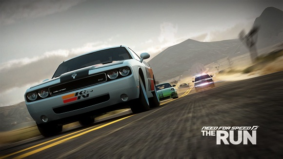 Need for Speed The Run PC Free Download Screenshot 1