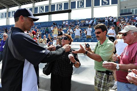 XM MLB Chat February 2012