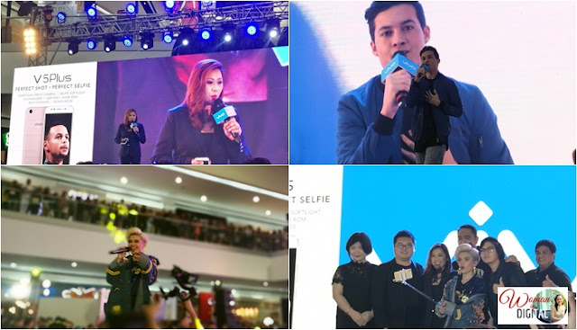 Vivo V5 Plus Endorsers and Celebrity Guests