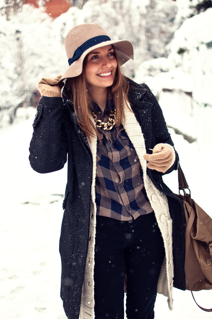 Fashion And Style White Stripes