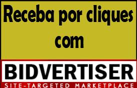 BidVertiser- Alternativa para o Google Adsense que paga por clique