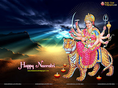 Navratri Whatsapp Dp