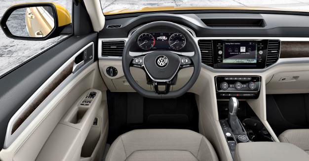 2018 Volkswagen Atlas Concept