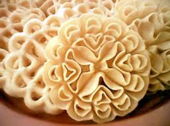 Kue Khas Lebaran - Kue Kembang Goyang