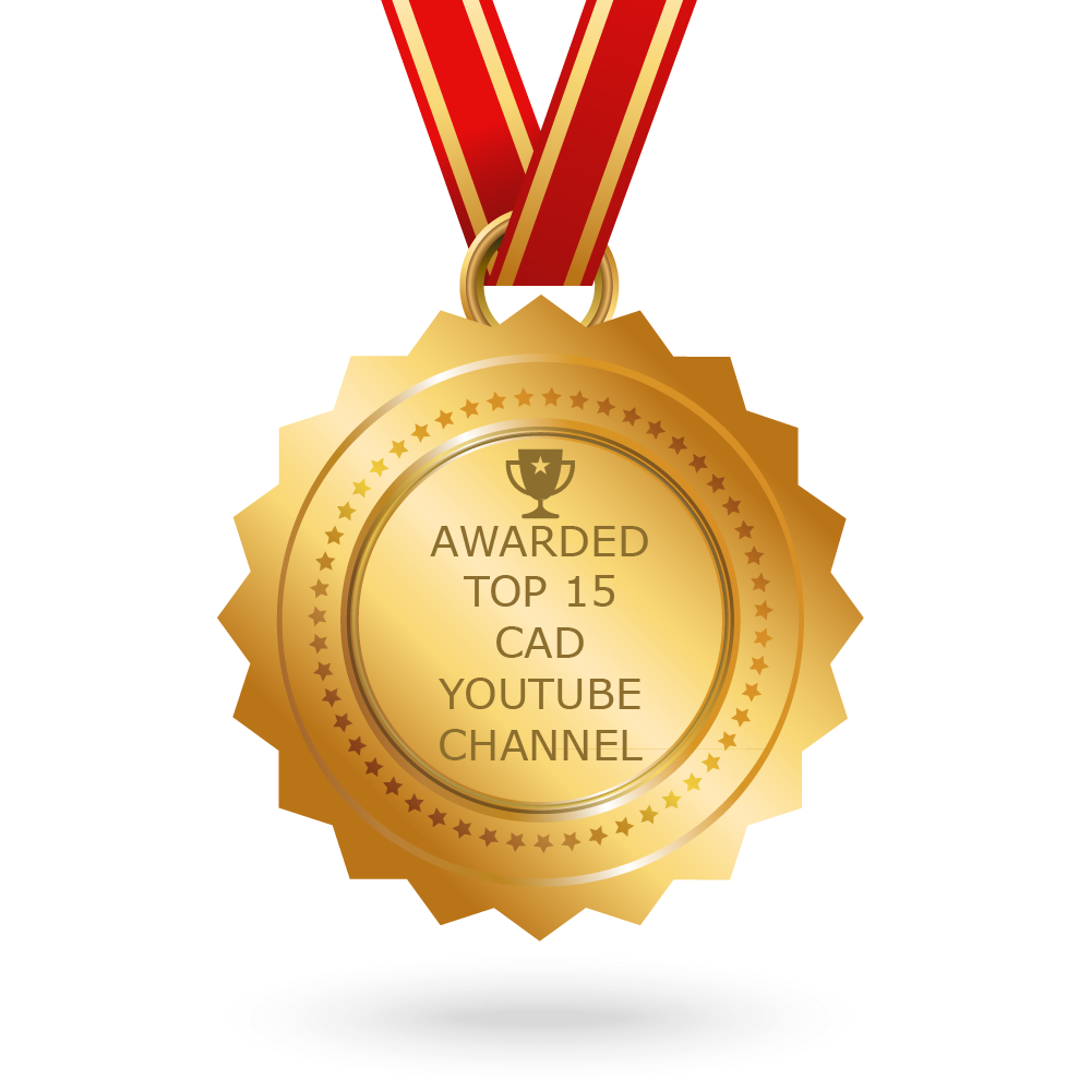 Top 15 CAD Youtube Channels to Follow in 2019