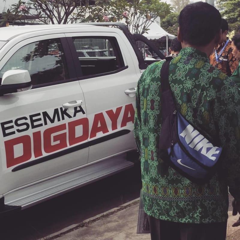 Jokowi Kembali Bicara Soal Esemka