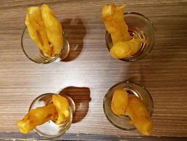 Mango Jalebi