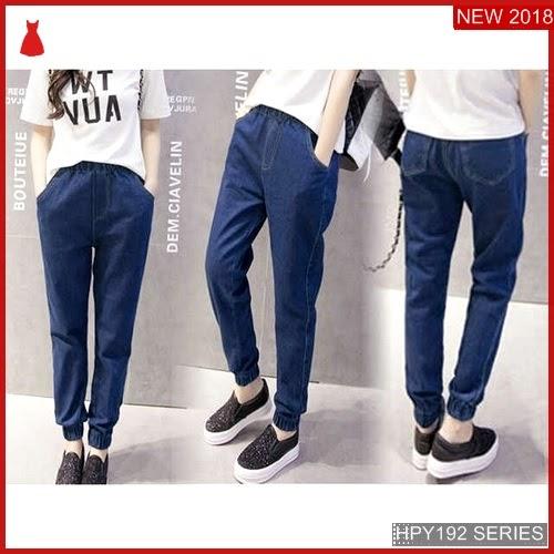 HPY192C122 Celana Jogger Anak Jeans Murah BMGShop