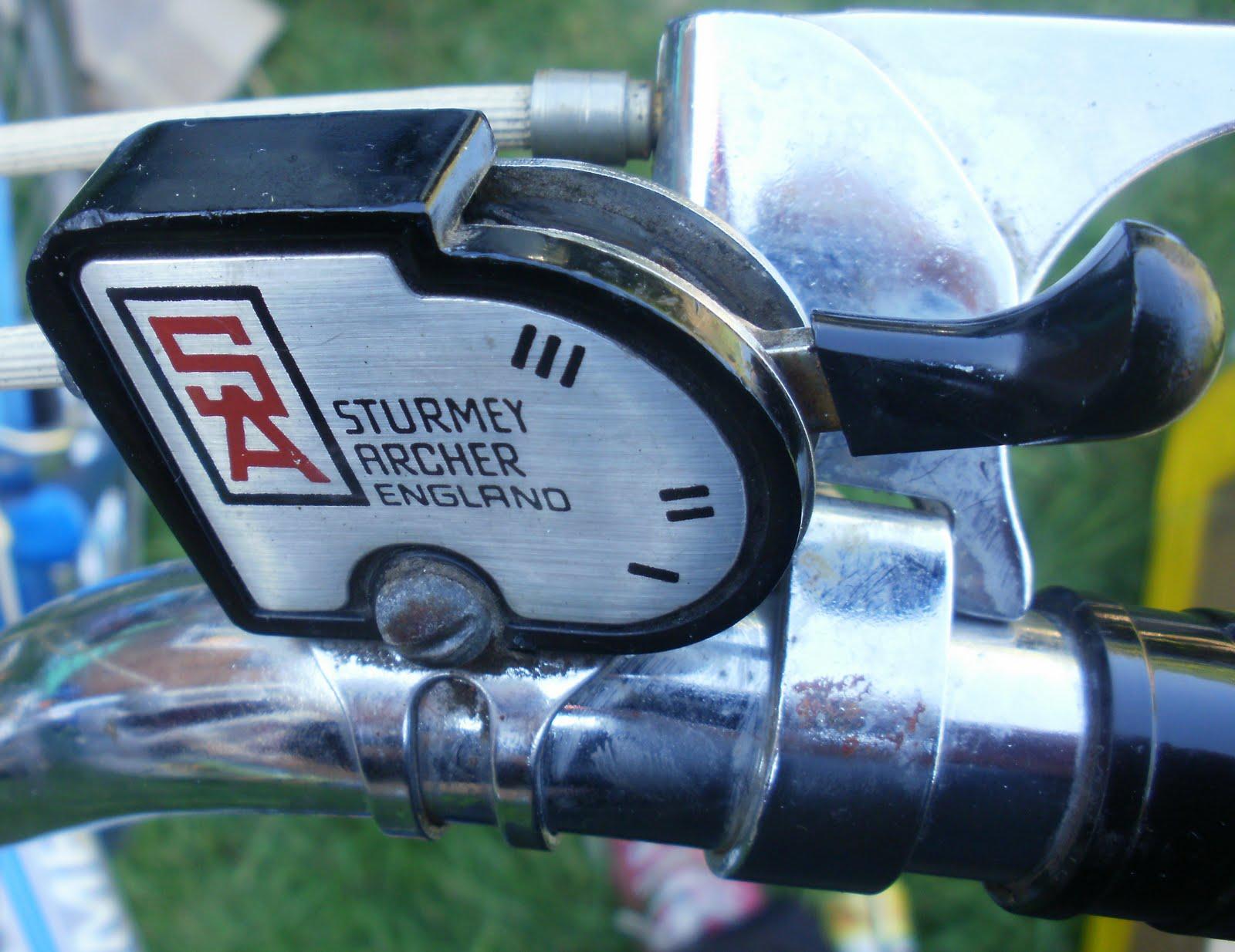 ShedCase: Triumph Traffic Master (Raleigh Twenty Flolder)