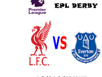 EPL DERBY LIVERPOOL VS EVERTON