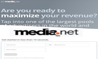 Media.net best adsense alternative