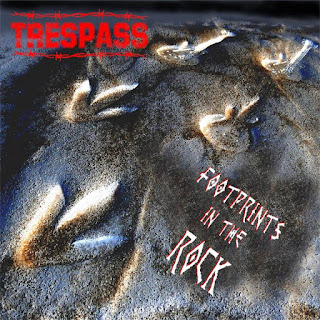 "Ο δίσκος των Trespass ""Footprints in the Rock"""