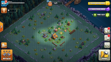 Clash of Plenix - Clash of Clans Mod Apk