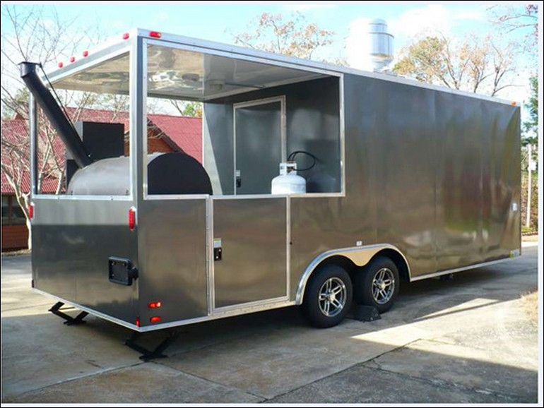 Bbq Smokers Trailers For Sale Illinois