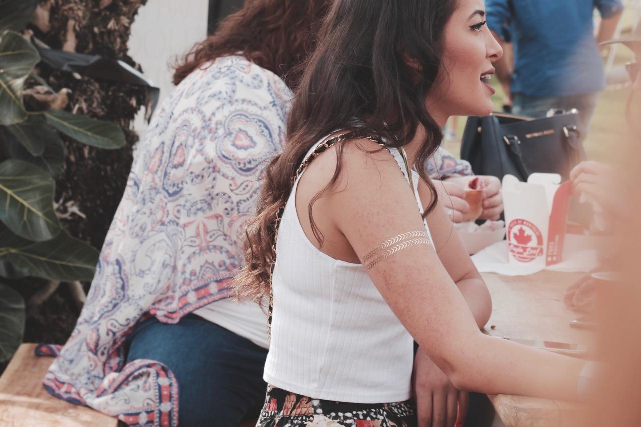 dubai music festival outfit