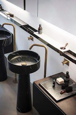 Projetos de lavatórios