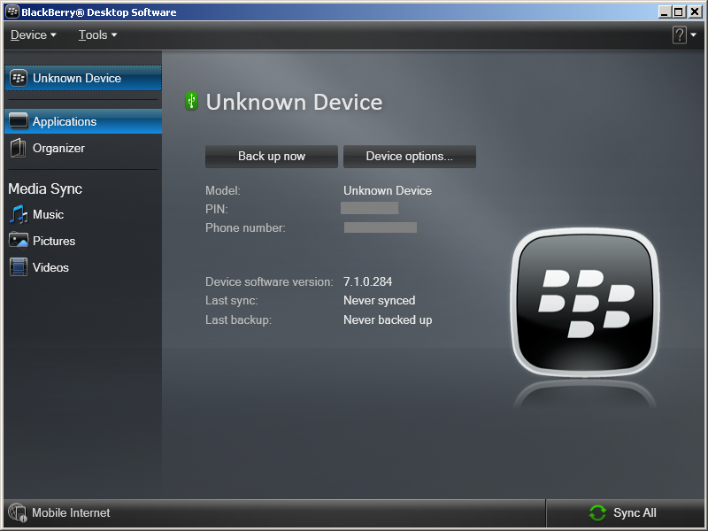 Download Blackberry Desktop Manager Terbaru 2013