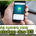 Tenha numero Americano No WhatsApp