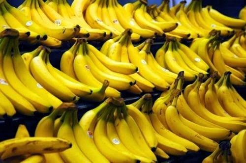 ضغط الدم المرتفع وتناول الموز banane/banana