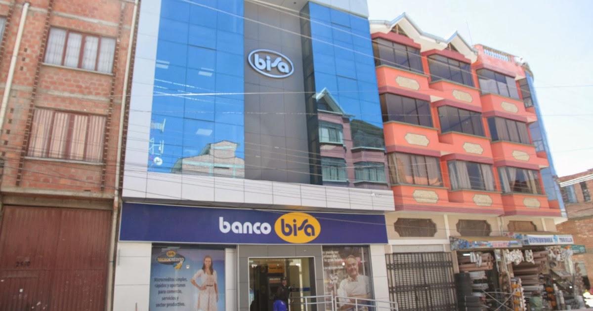 Problemas con el banco en Bolivia