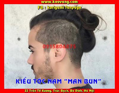 MAN BUN + TOP KNOT NHỮNG KIỂU TÓC NAM HUYỀN THOẠI ĐẸP NHƯ THẦN