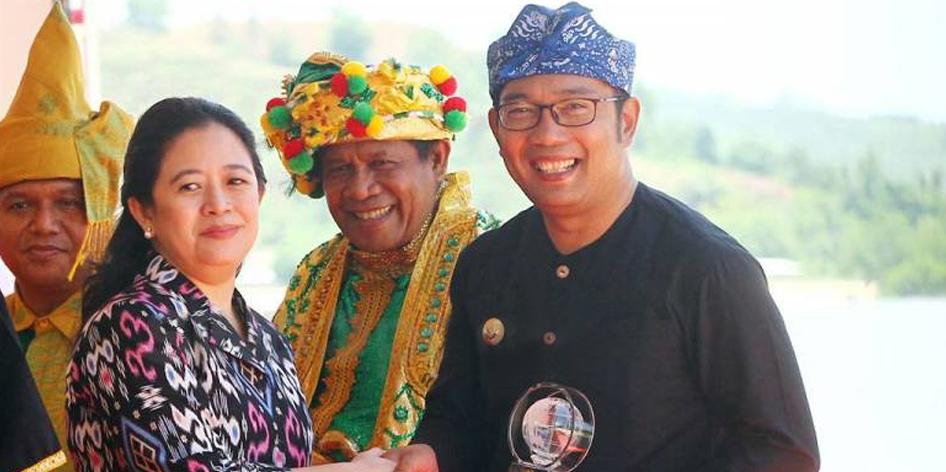 Ridwan Kamil Penghargaan Hari Pers Nasional 2016