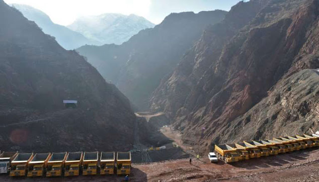 Tajikistan Launches $4 BLN Dam, Intended to be World's Tallest