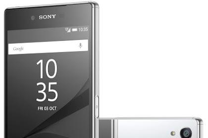 Cara Flashing Sony Xperia Z5 Premium Dual E6883