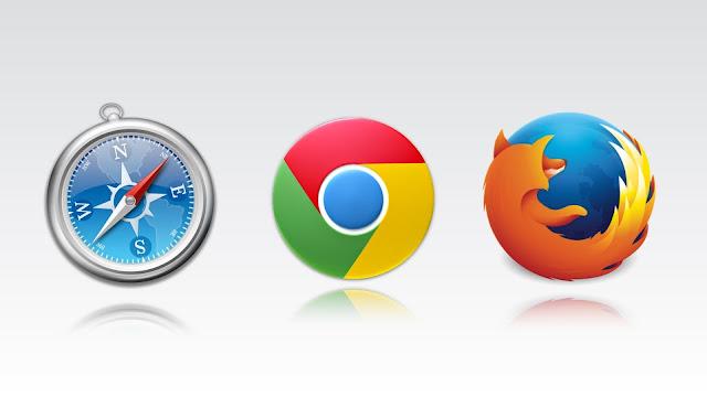 Safari vs Chrome em consumo de energia