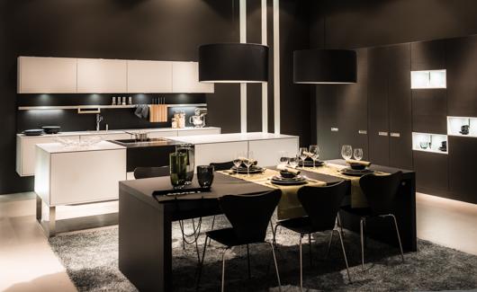 speciale ambiente cucina livingkitchen 2013 imm cologne salone internazionale del design. Black Bedroom Furniture Sets. Home Design Ideas