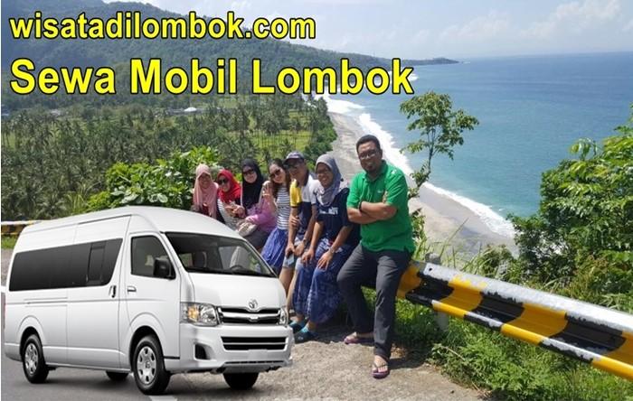 Jasa Sewa Mobil Di Lombok