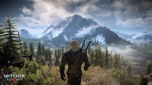 مقارنة بالفيديو للعبة The Witcher 3 بدقة 4K على جهاز PS4 Pro و PC