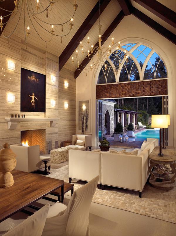 16 Beautiful Interior Design Ideas: Design De Interiores UNIDAVI: Temática Gótica